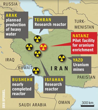 Iran's nuclear weapons